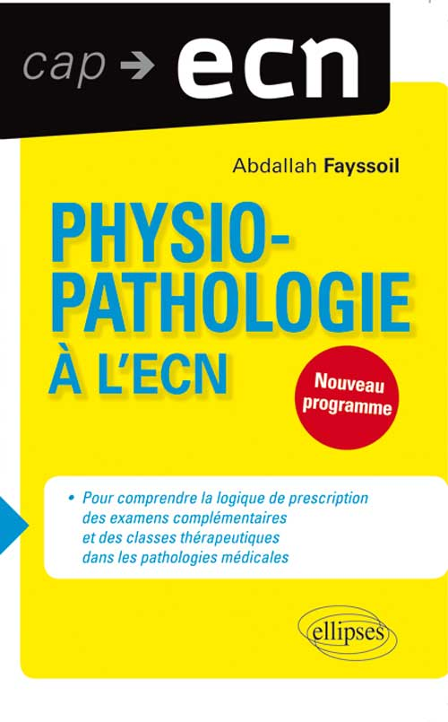 Physiopathologie à l'ECN