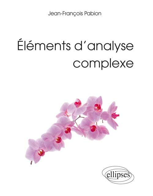 �l�ments d�analyse complexe