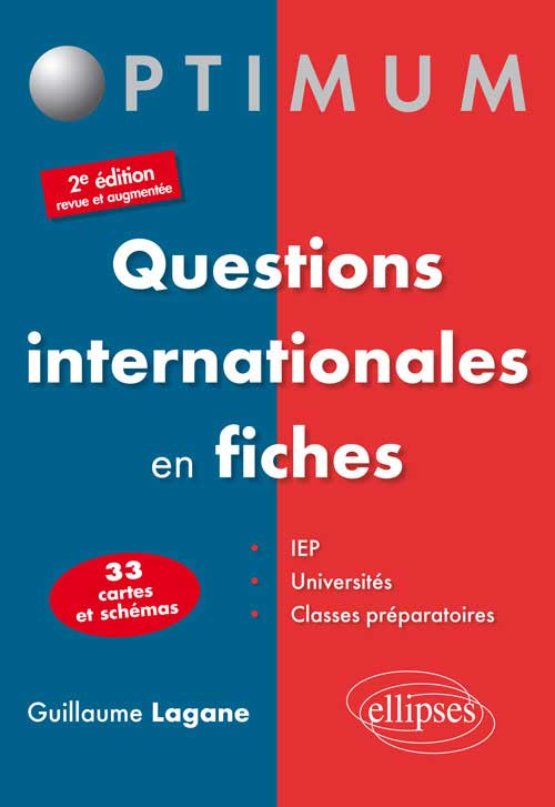 Questions internationales en fiches  - 2e �dition revue et augment�e